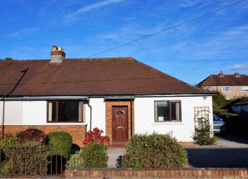 Thumbnail 2 bed semi-detached bungalow for sale in Hardthorn Road, Dumfries