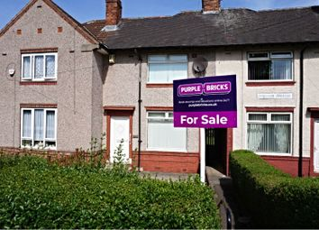 Thumbnail 2 bed town house for sale in Deerlands Avenue, Sheffield