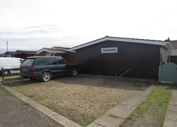 Thumbnail 2 bedroom detached bungalow for sale in Grace Crescent, Anderby Creek, Skegness