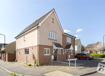Thumbnail 3 bed semi-detached house for sale in Mermaid Close, Gravesend, Kent