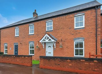 Thumbnail 3 bed town house for sale in Harecastle Bank, Stone
