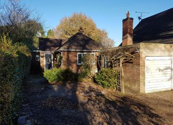Thumbnail 4 bed detached bungalow for sale in Lightwater Road, Lightwater, Surrey