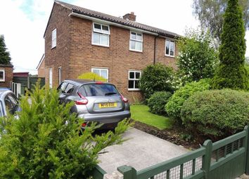 Thumbnail 3 bed semi-detached house for sale in Farndon Avenue, Hazel Grove, Stockport
