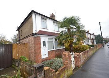 Thumbnail 3 bed semi-detached house for sale in Shaftesbury Avenue, Feltham