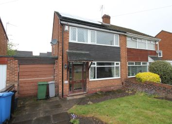 Thumbnail 3 bed semi-detached house for sale in Bent Lanes, Urmston, Manchester