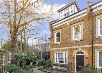 Thumbnail 4 bed end terrace house for sale in Kingswood Court, Marchmont Road, Richmond, Surrey