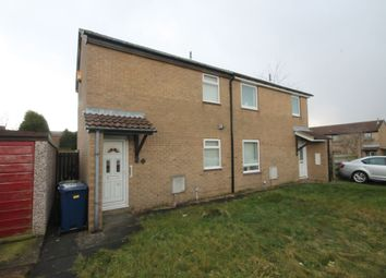 Thumbnail 1 bed terraced house to rent in Meadow Rise, Newcastle Upon Tyne
