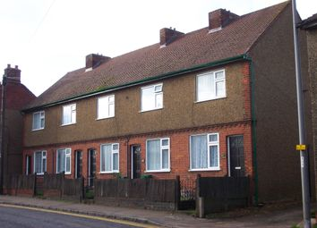 Thumbnail 2 bedroom end terrace house to rent in Station Road, Toddington, Beds