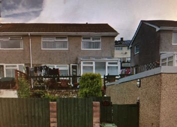 Thumbnail 3 bed semi-detached house to rent in Pentland Close, Risca, Newport.