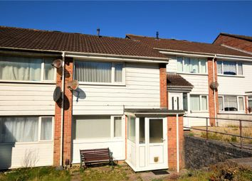 Thumbnail 2 bed terraced house to rent in Wolverwood Close, Plymouth, Devon