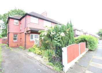 Thumbnail 3 bedroom semi-detached house to rent in Kings Road, Stretford, Manchester
