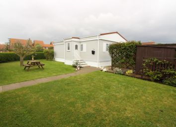 Thumbnail 2 bed mobile/park home for sale in Blue Sky Close, Bradwell