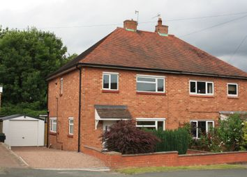Thumbnail 3 bed semi-detached house to rent in Housman Close, Charford, Bromsgrove