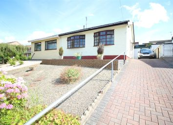 Thumbnail 2 bed semi-detached bungalow for sale in Heol Teilo, New Inn, Pontypool