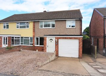 Thumbnail 3 bed semi-detached house for sale in Baldocks Lane, Melton Mowbray