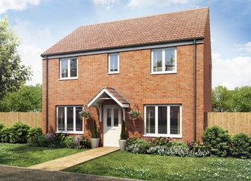 "Thumbnail 4 bed detached house for sale in ""The Chedworth "" at Sterling Way, Shildon"