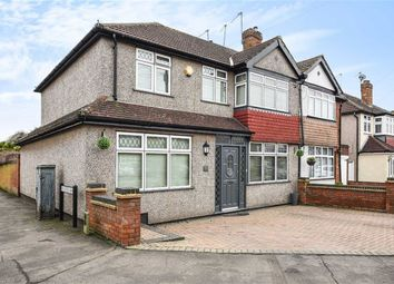 Thumbnail 4 bed semi-detached house for sale in Barton Way, Croxley Green, Rickmansworth