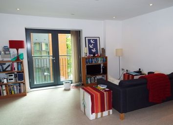 Thumbnail 2 bedroom flat to rent in The Habitat, City Centre