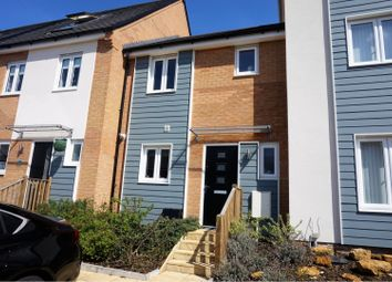 Thumbnail 2 bed terraced house for sale in Waterside Road, Wellingborough