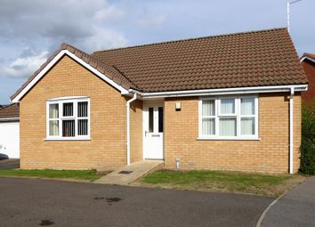 Thumbnail 2 bed detached bungalow for sale in Tinkers Way, Downham Market