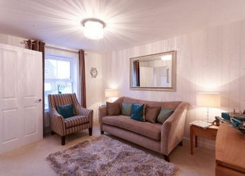 Thumbnail 4 bed terraced house for sale in Shearling Meadows, Andover