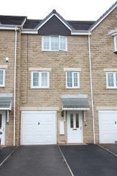 Thumbnail 3 bed town house to rent in Tithefields, Fenay Bridge HD8.