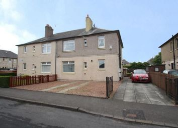 Thumbnail 2 bed flat for sale in Abbotsford Street, Falkirk, Stirlingshire