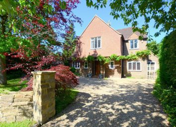Thumbnail 3 bed detached house for sale in Hooke Road, East Horsley