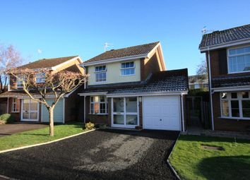 Thumbnail 3 bed detached house for sale in Icknield Close, Bidford On Avon