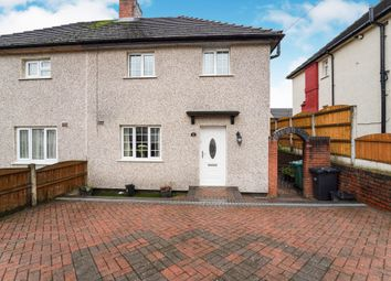 Thumbnail Semi-detached house for sale in Laburnum Road, Dudley