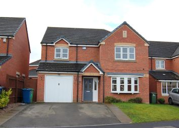 Thumbnail 4 bed detached house for sale in Penzance Way, Stafford
