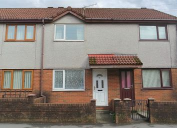 Thumbnail 2 bed terraced house to rent in Coegnant Road, Caerau, Maesteg, Mid Glamorgan