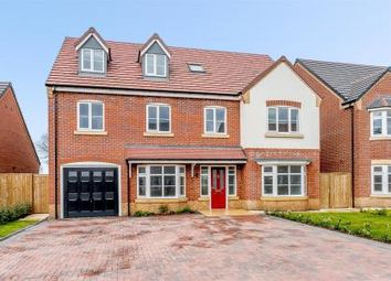 Thumbnail 6 bed detached house for sale in Corley Gardens, Church Lane, Corley, Warwickshire