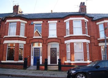 Thumbnail 3 bed terraced house to rent in Plattsville Road, Allerton, Liverpool