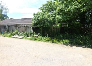 Thumbnail Land for sale in Trevu Road, Camborne, Cornwall