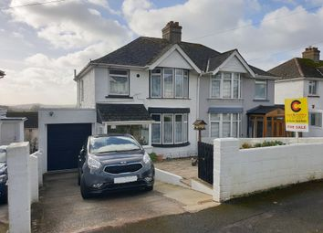3 bed semi-detached house for sale in Danvers Road, Torquay TQ2