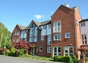 Thumbnail 1 bed flat for sale in Ashley Court, Frodsham, Cheshire