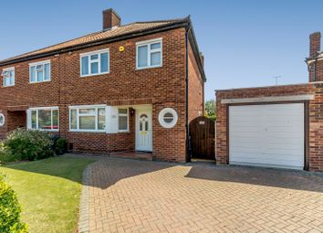 3 bed semi-detached house for sale in Wendley Drive, Woodham KT15