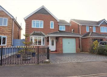 Thumbnail 4 bed detached house for sale in Kempton Drive, Dunsville, Doncaster