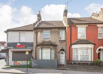 Woolwich Road, London SE7. 3 bed terraced house for sale