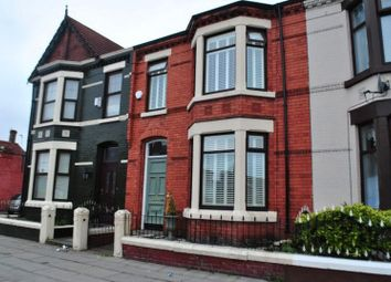 Thumbnail 4 bedroom terraced house for sale in Priory Road, Anfield, Liverpool
