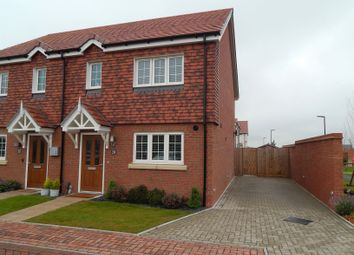 Thumbnail 3 bed semi-detached house for sale in Willow Way, Drayton, Abingdon