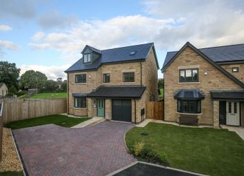 Thumbnail 5 bed detached house for sale in The Budworth, Salterforth