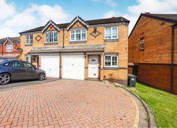 Thumbnail 3 bed semi-detached house for sale in St. Marks Road, Dudley