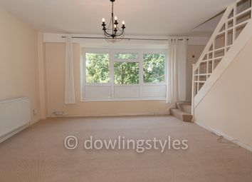 Thumbnail 2 bed maisonette to rent in Spurfield, West Molesey