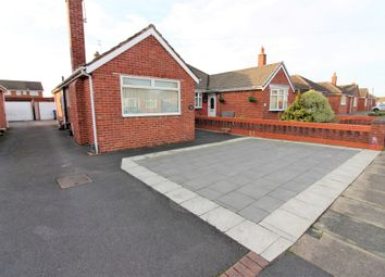Thumbnail 2 bed bungalow for sale in Broadhurst Road, Cleveleys