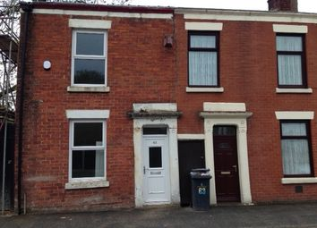 Thumbnail 2 bedroom terraced house to rent in Lark Hill Street, Preston, Lancashire