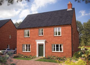 "Thumbnail 4 bed detached house for sale in ""The Luddington"" at Salford Road, Bidford-On-Avon, Alcester"