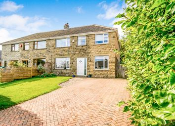 Thumbnail 4 bed semi-detached house for sale in Stocks Way, Shepley, Huddersfield