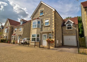 Thumbnail 5 bed town house for sale in Trescothick Drive, Oldland Common, Bristol